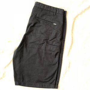 • Volcom Pinstripe Men's Shorts •